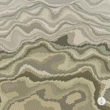 abstracte achtergrond mozaïek Vector illustratie Royalty-vrije Stock Afbeelding