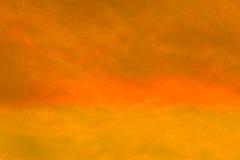 Abstracte achtergrond in oranje kleuren Stock Afbeeldingen