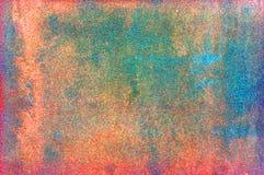 Abstracte Achtergrond in Pastelkleur Stock Afbeeldingen