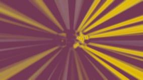 Abstracte achtergrond presentatie van kleuren, motie, die verf morsen stock video
