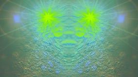 Abstracte achtergrond presentatie van kleuren, motie, die verf morsen royalty-vrije illustratie