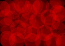 Abstracte achtergrond in rode en zwarte tonen Royalty-vrije Stock Foto's