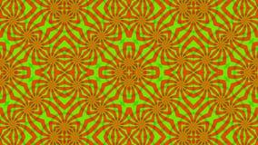 Abstracte achtergrond, Rode groene toon, Lijn stock illustratie