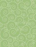 Abstracte Achtergrond Swirly Royalty-vrije Stock Fotografie