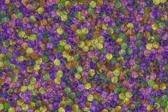 Abstracte achtergrond of textuur voor ontwerp, kleurrijke patroon hexagon strook royalty-vrije stock afbeelding