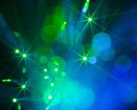 Abstracte achtergrond van blauw Royalty-vrije Stock Foto