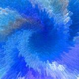 Abstracte achtergrond van blokken vector illustratie