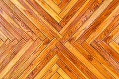 Abstracte achtergrond van bruin houten patroon Stock Afbeeldingen