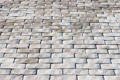 Abstracte achtergrond van cobble stenen royalty-vrije stock afbeeldingen