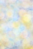 Abstracte achtergrond van de Bokeh de kleurrijke zachte toon Royalty-vrije Stock Foto's