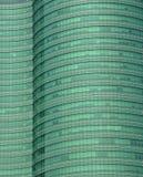 Abstracte achtergrond van de moderne glasbouw Stock Foto