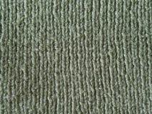 Abstracte achtergrond van de olijf de groene wol met de hand gebreide textuur Stock Foto's