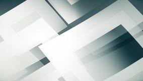 Abstracte achtergrond van gestemde reusachtige vormen vector illustratie