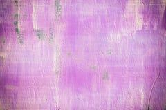 Abstracte achtergrond van helder roze kleur Vlekken en stroken van roest stock foto's
