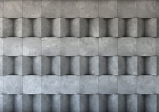 Abstracte achtergrond van het beton Stock Foto