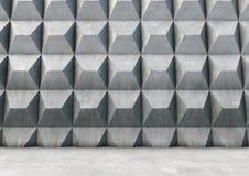 Abstracte achtergrond van het beton Royalty-vrije Stock Afbeelding