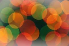 Abstracte achtergrond van multicolored cirkels Stock Foto's