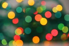 Abstracte achtergrond van multicolored cirkels Royalty-vrije Stock Foto's