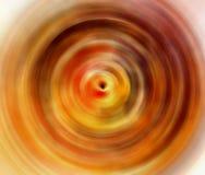 Abstracte Achtergrond van Radiaal de Motieonduidelijk beeld van de Rotatiecirkel royalty-vrije illustratie