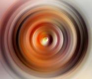 Abstracte Achtergrond van Radiaal de Motieonduidelijk beeld van de Rotatiecirkel vector illustratie