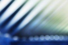 Abstracte achtergrond van vage lijnen Stock Afbeeldingen