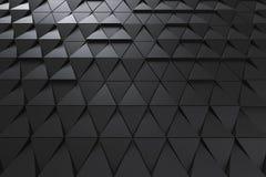 Abstracte achtergrond van veelhoekige vorm Stock Afbeeldingen