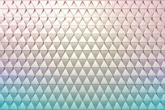 Abstracte achtergrond van veelhoekige vorm Stock Afbeelding