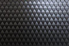 Abstracte achtergrond van veelhoekige vorm Royalty-vrije Stock Foto
