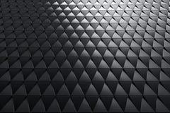 Abstracte achtergrond van veelhoekige vorm Royalty-vrije Stock Afbeeldingen
