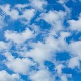Abstracte achtergrond van wolken Royalty-vrije Stock Fotografie