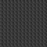 Abstracte achtergrond van zwarte vierkanten Behang voor websites De grote rechthoeken worden samen bij aangesloten Glans op de op royalty-vrije illustratie