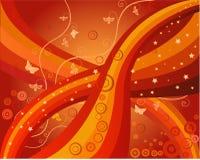 Abstracte achtergrond - vector royalty-vrije illustratie