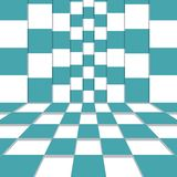 abstracte achtergrond Vector illustratie stock illustratie