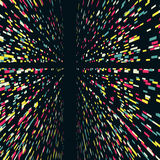abstracte achtergrond Vector illustratie Royalty-vrije Stock Foto