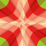 Abstracte achtergrond. Vectorillustratie. Klem-kunst Stock Afbeelding