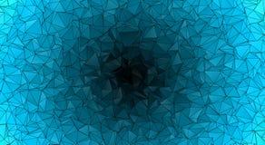abstracte achtergrond veelhoekig Royalty-vrije Stock Foto