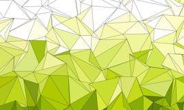 abstracte achtergrond veelhoekig Stock Foto's