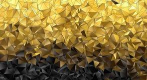 abstracte achtergrond Veelhoekige textuur Royalty-vrije Stock Afbeelding
