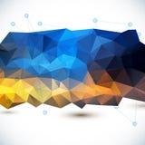 Abstracte achtergrond voor ontwerp stock illustratie