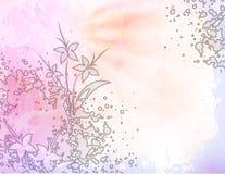 Abstracte achtergrond voor uw ontwerp Royalty-vrije Stock Afbeeldingen