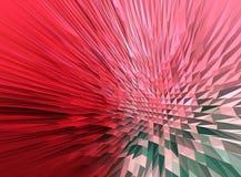 Abstracte achtergrondcomputergrafiek voor ontwerp Stock Afbeelding