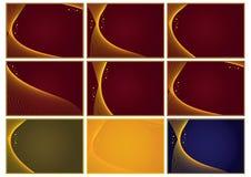 Abstracte Achtergronden Royalty-vrije Stock Foto