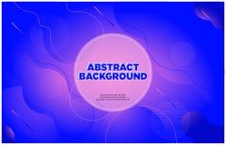 Abstracte achtergrondpastelkleur blauwe lichte en roze lichte kleur vector illustratie
