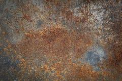 Abstracte achtergrondroestkleur stock afbeeldingen