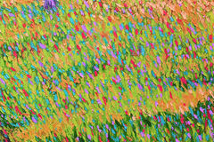 Abstracte acryl geschilderde achtergrond Stock Fotografie