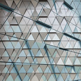 Abstracte architecturale illustratie Stock Afbeelding