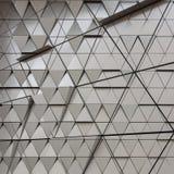 Abstracte architecturale illustratie Stock Foto's
