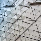 Abstracte architecturale illustratie Stock Foto