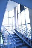 Abstracte architectuur Stock Foto