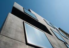 Abstracte architectuur Royalty-vrije Stock Afbeelding